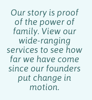 Our story is proof of the power of family