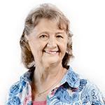 Linda Paluck smiling